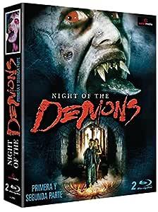 Pack Night of the Demons 1+2 [Blu-ray]: Amazon.es: Hal Havins, Allison Barron, Alvin Alexis, Cristi Harris, Darin Heames, Robert Jayne, Kevin Tenney, Brian Trench, Hal Havins, Allison Barron: Cine y Series TV