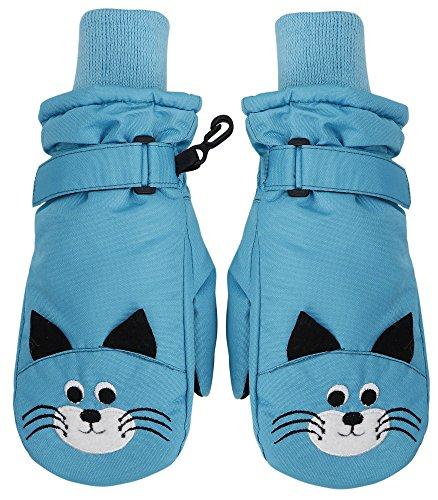 Simpl (Child Blue Gloves)
