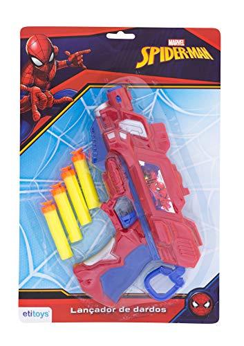 Lançador De Dardos Disney Lançador De Dardos Estampa Spiderman