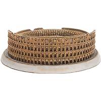 Colosseum modelo decoración, Colosseum antigua escultura arquitectónica monumento conmemorativo Resina Artesanía