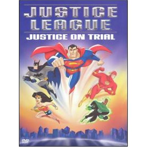 Justice League: Justice On Trial