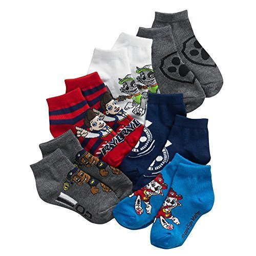 Paw Patrol Toddler Socks 2T-4T