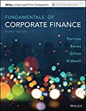 Fundamentals of Corporate Finance 4E Loose-leaf Print Companion with WileyPLUS Card Set