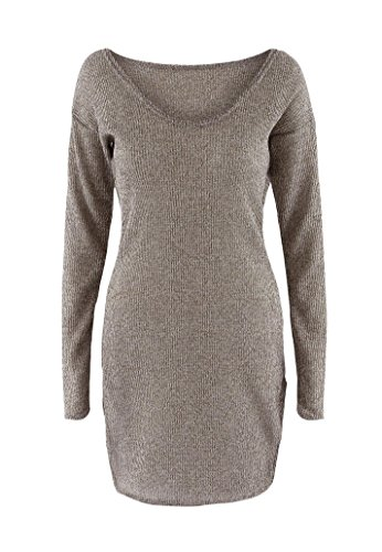 linemoon-womens-sexy-deep-v-neck-long-sleeve-knitted-sweater-dress-brown-xl