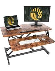 FEZIBO Sit Stand Desk