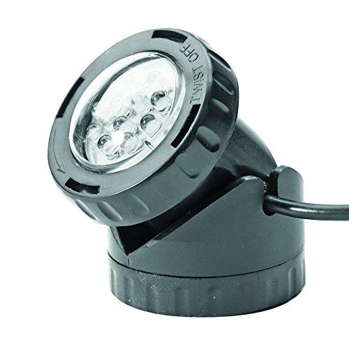 HEISSNER U120-T Aqua Light LED, Teich und Gartenlicht