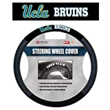 NCAA UCLA Bruins Poly-Suede Steering Wheel Cover
