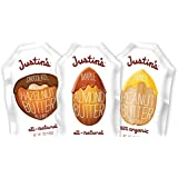 Justin's Assorted Variety Pack Ounce (Pack of 10)