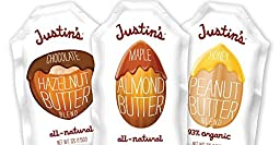 Justin\'s Assorted Variety Pack Ounce (Pack of 10)