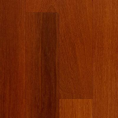 5 inch Greenland Solid Hardwood Brazilian Chestnut (Sucupira) Natural Flooring (6 inch Sample)
