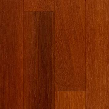 5 Inch Greenland Solid Hardwood Brazilian Chestnut Sucupira Natural Flooring 6 Sample