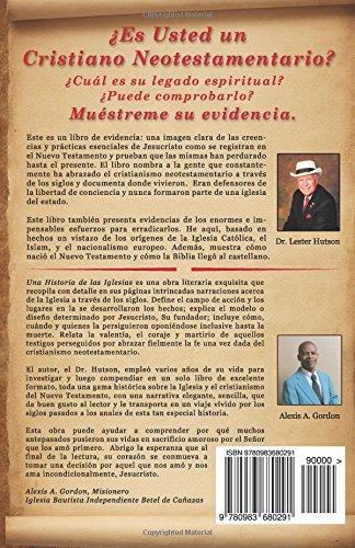 Una Historia de las Iglesias: La Supervivencia del Cristianismo del Nuevo Testamento Contra Circunstancias Abrumadoras (Spanish Edition): Lester Hutson: ...