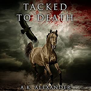 Tacked to Death Audiobook