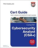 img - for CompTIA Cybersecurity Analyst (CSA+) Cert Guide (Certification Guide) book / textbook / text book