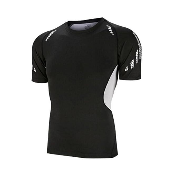 VENMO Camisetas Hombre Deportivas Hombre, Traje Deportivo de ...