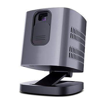 Proyector Micro 3D HD, m200 portátil pequeño proyector de Pared ...