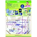 Clover Trace n Create E-Tablet &Paper Tablet Keepers Template with Nancy Zieman