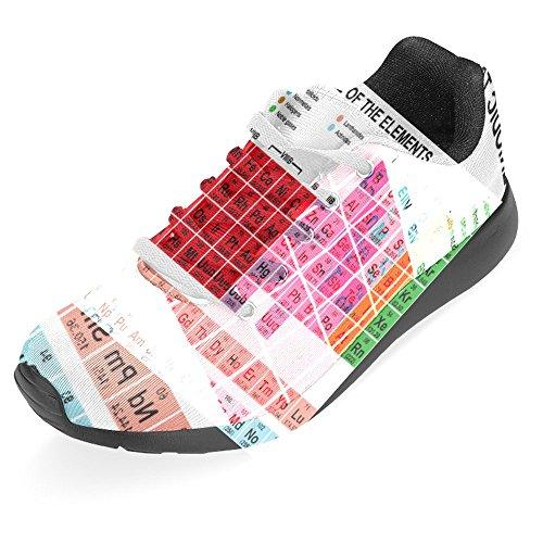 Comfort 15 Jogging Go Running Womens Casual Walking Multi Lightweight Shoes Easy Sneaker Running InterestPrint wzxOXS5