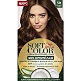 Soft Color Tinte No. 50, color Castano Claro