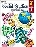 Higher Scores on Social Studies Standard Tests, Steck-Vaughn Staff, 0739834428