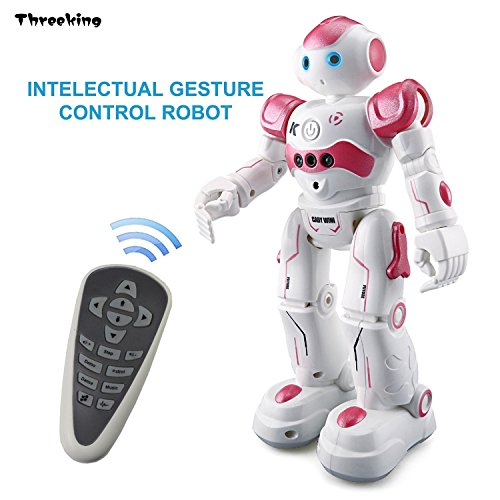 pink robot toy - 9