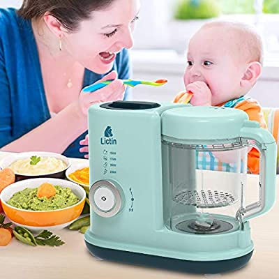 Eco Steamer Baby Food Steamer Eco Friendly Non Toxic Stainless Steel Finish