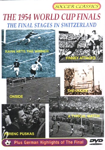 1954 World Cup [Import anglais]