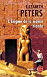 L'Enigme de la momie blonde par Peters