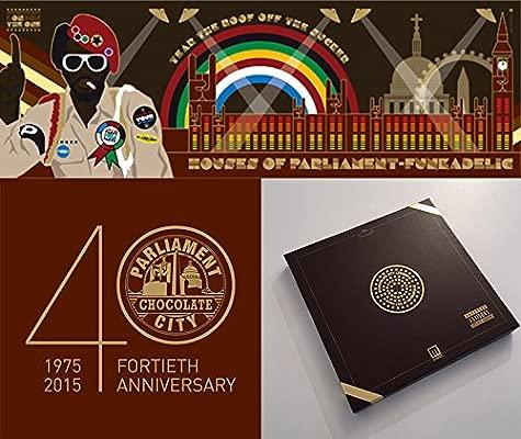 Buy Chocolate City London P Funk Live At Metropolis 2 Cd