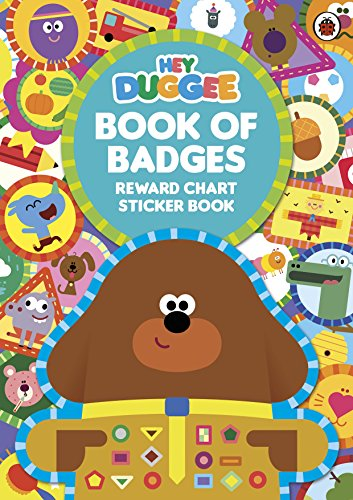 Hey Duggee: Duggee's Book of Badges: Reward Chart Sticker Book