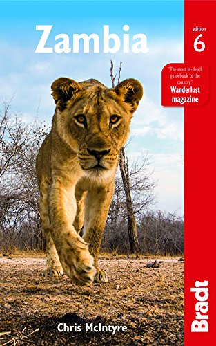 Zambia (Bradt Travel Guide Zambia)