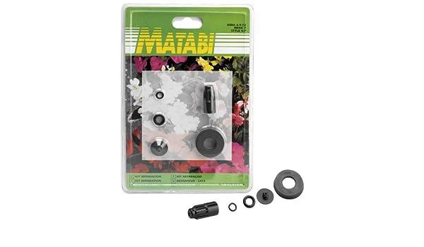 matabi - Kit reparación Berry 5, 7- Style 5, 7- Merk 5, 7- Kima 6, 9, 12: Amazon.es: Jardín