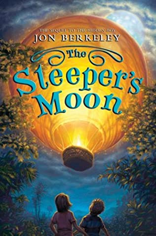 book cover of The Sleeper\'s Moon