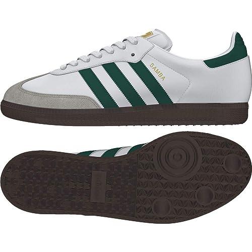 adidas Herren Samba Og Gymnastikschuhe, Weiß grün