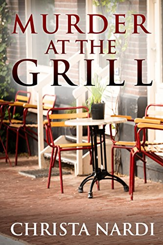 Bargain eBook - Murder at the Grill