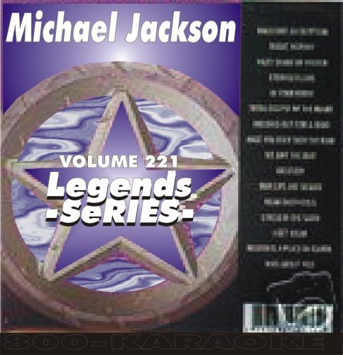 (Michael Jackson Five 18 Song Karaoke CDG Legends #221)