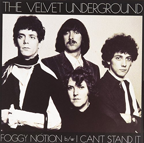 Vinilo : The Velvet Underground - Foggy Notion (7 Inch Single)