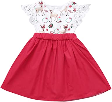 SamMoSon♥♥Vestido Fiesta Niña Manga Larga Princesa Vestidos para ...