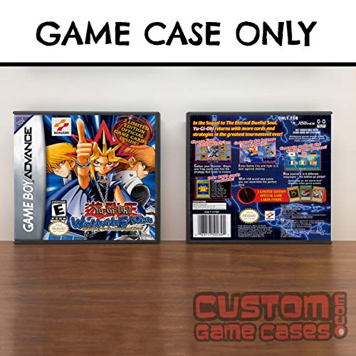 Gameboy Advance Yu-Gi-Oh! Worldwide Edition: Stairway to the Destined Duel - Case