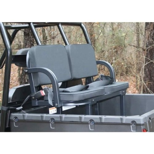 (Great Day Deluxe Rumble Seat (Black))