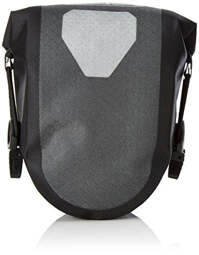 Ortlieb Bike Panniers - Ortlieb Micro Saddle Bag Slate/Black