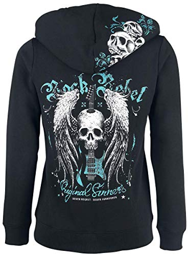 Veste Rebel Loud Out EMP Freaking by Rock vTwqY6T