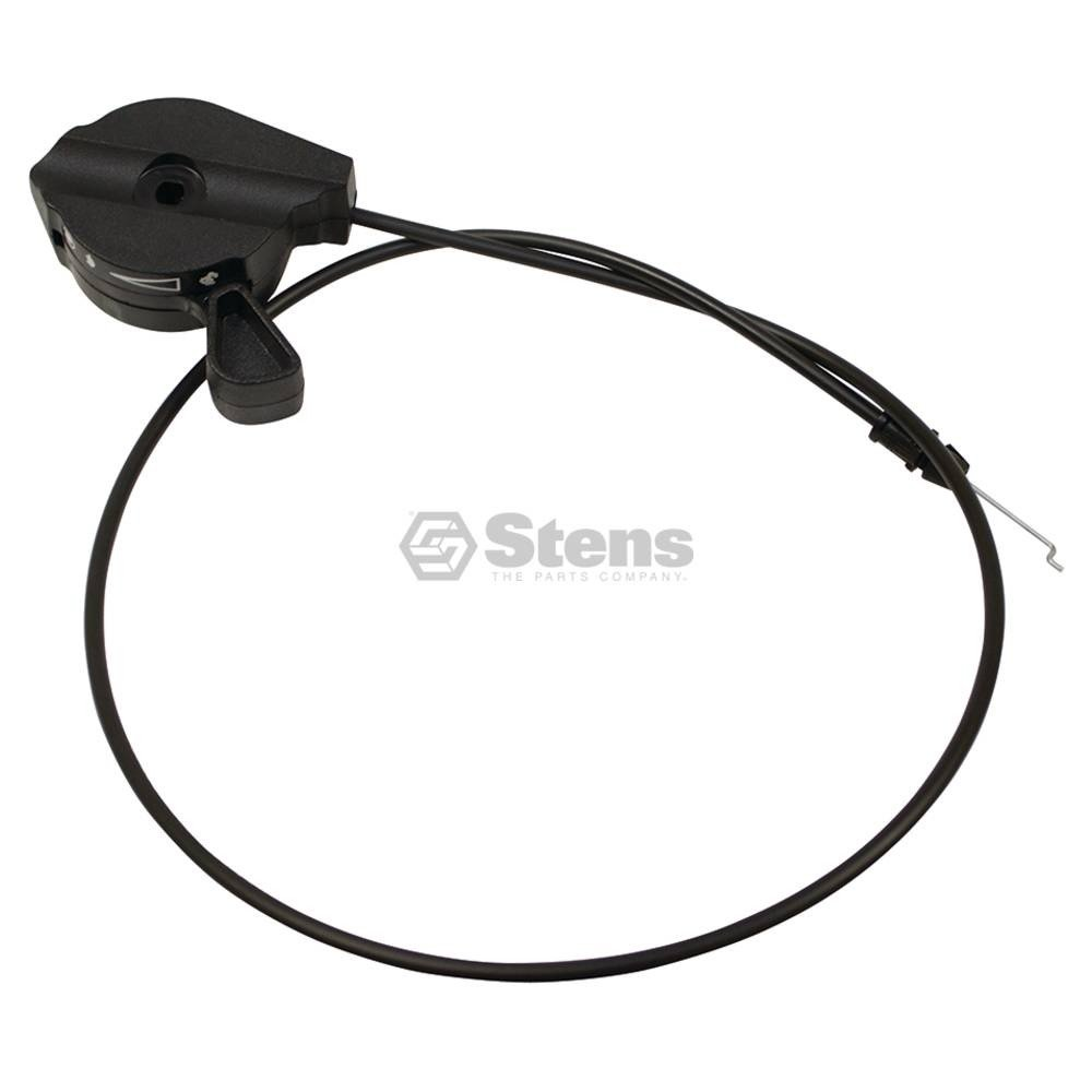 Amazon.com: Stens 290 – 747 Cable de control, sustituye a ...