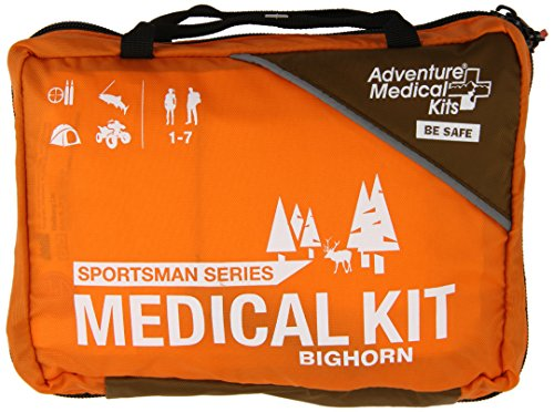 Adventure Medical Kits Easy Care Sportsman Series Bighorn Medical Kit