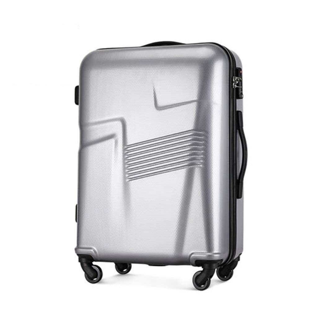 スーツケース - 普遍的な車輪の耐久のパスワードボックスに乗るトロリー箱の軽い荷物のスーツケース - スーツケース HARDY-YI 6544   B07RWYYTNH