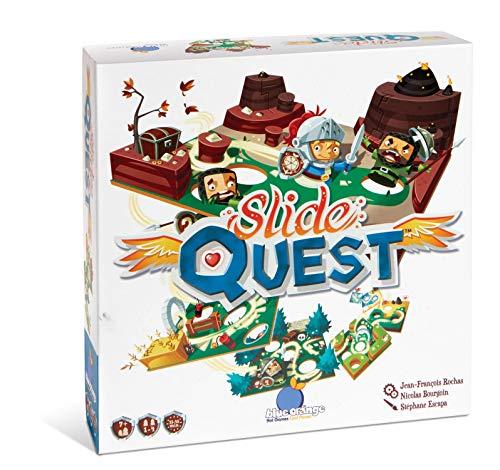 - Blue Orange Games Slide Quest