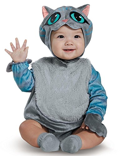 Disney Baby Cheshire Cat Costume, Multi, 12-18 Months