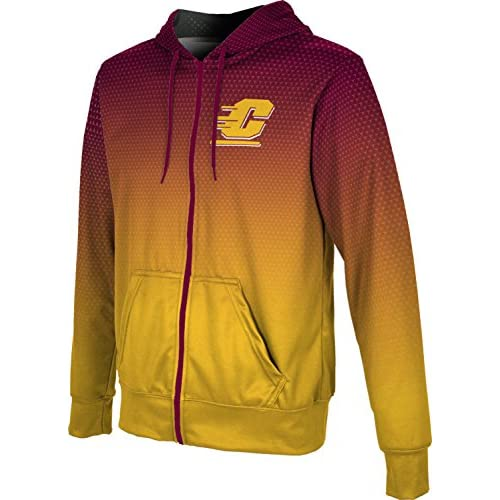 cheap ProSphere Central Michigan University Boys' Fullzip Hoodie - Zoom for sale