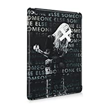 Someone Else Blonde Girl Drinking Whisky Swag Plastic Tablet Snap On Back Cover Shell For iPad Air 2