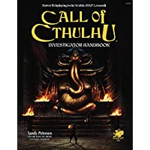 Call of Cthulhu Investigators Handbook (Call of Cthulhu Roleplaying)